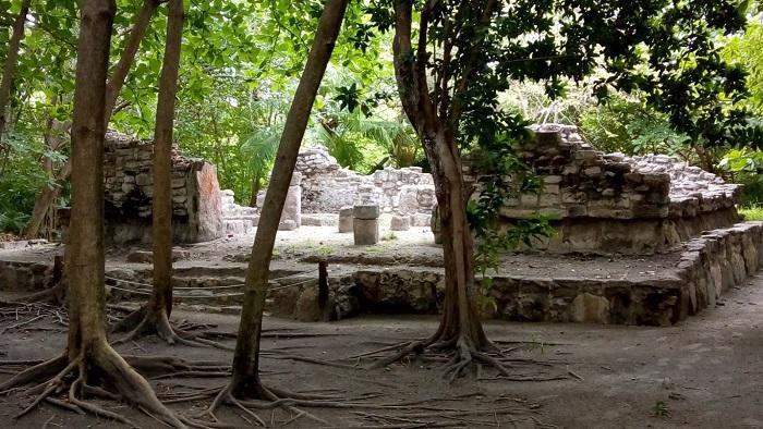 メキシコの魅力はカリブ海だけじゃない!カンクンのマヤ遺跡を訪れる