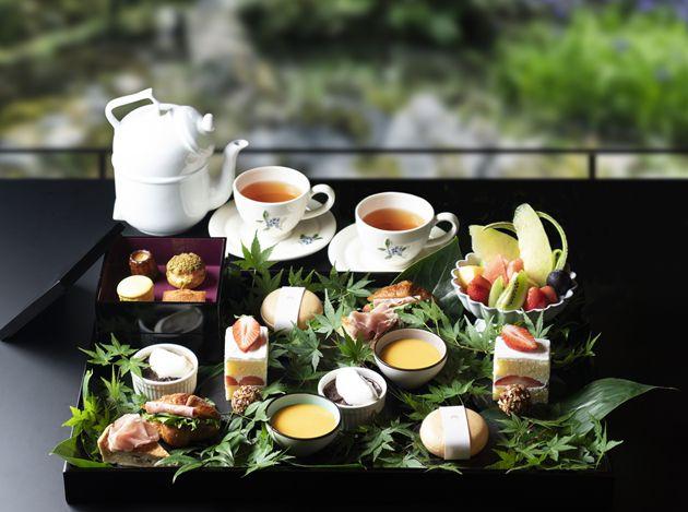 【南禅寺参道 菊水】京都ならではの贅沢な時間!リノベーションしたレストラン&ティールーム、優美な庭園を眺めながら味わえるアフタヌーンティーセットがスタート!