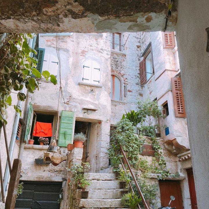 意外と知らない!クロアチアの小さな街「ロヴィニ」と「トロギール」へ