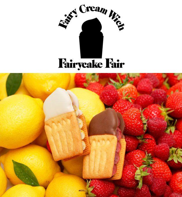 【Fairycake Fair(フェアリーケーキフェア)】1日10箱の数量限定生産 ようこそ、贅沢な食べ心地へ。『フェアリークリームウィッチ』7/27(金) 新発売