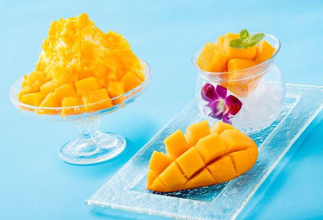 【ルネッサンス リゾート オキナワ】沖縄県 恩納村で夏スイーツ登場!マンゴを丸ごと味わう贅沢な幸せ♪