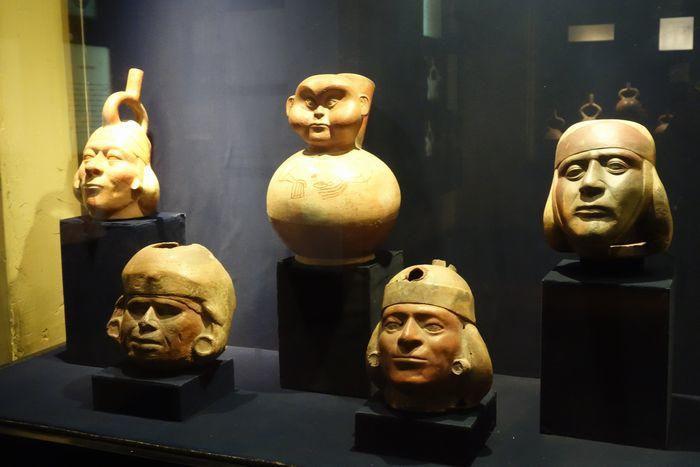 世界遺産の遺跡巡りをする前にぜひ立ち寄って!国立トルヒーヨ大学・考古学人類学歴史学博物館