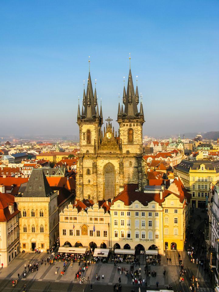 中世へとタイムスリップ!古都プラハのおすすめ観光スポット15選
