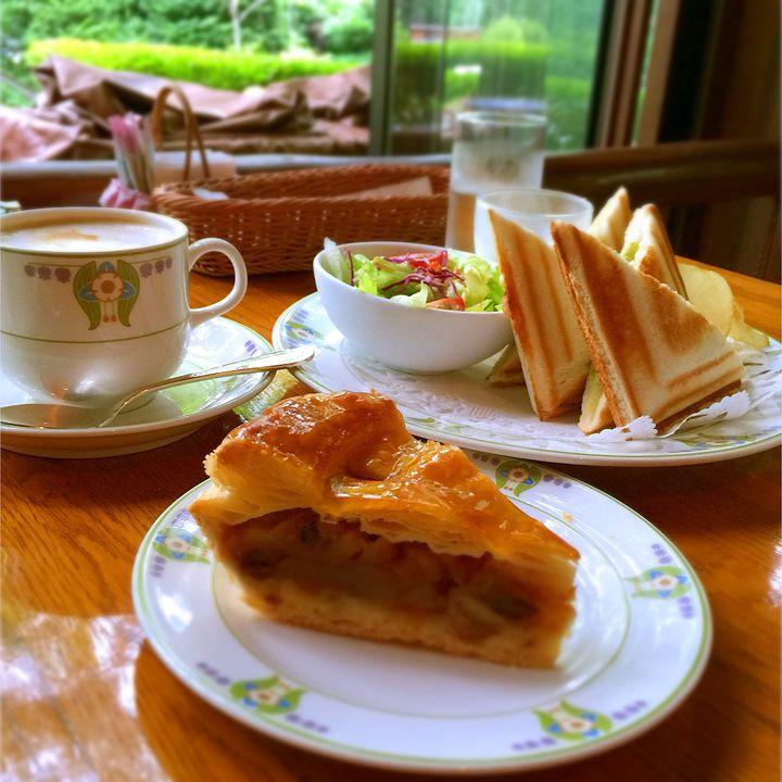 軽井沢素敵カフェで癒しのひととき!軽井沢カフェランキングTOP15