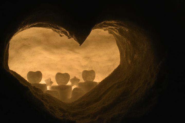 【終了】1000基のかまくらにキャンドルが灯る。岡山で「ひるぜん雪恋まつり」開催