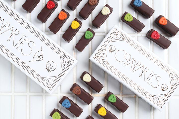 ロサンゼルス発のチョコブランド!「COMPARTES」からバレンタイン商品登場