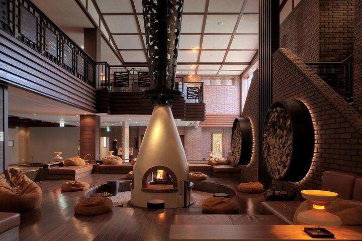 """冬しか味わえない最高の贅沢を。日本全国の""""暖炉がある""""癒しのホテル10選"""