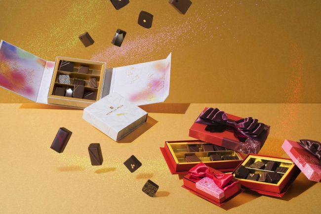 香りも楽しめる!「アンリ・ルルー」からバレンタインコレクション登場