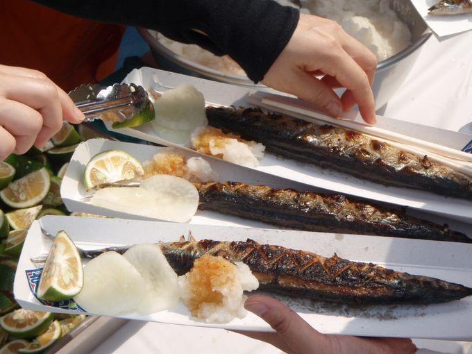 秋刀魚1万匹を無料で提供!目黒が秋刀魚を愛してやまない理由とは?