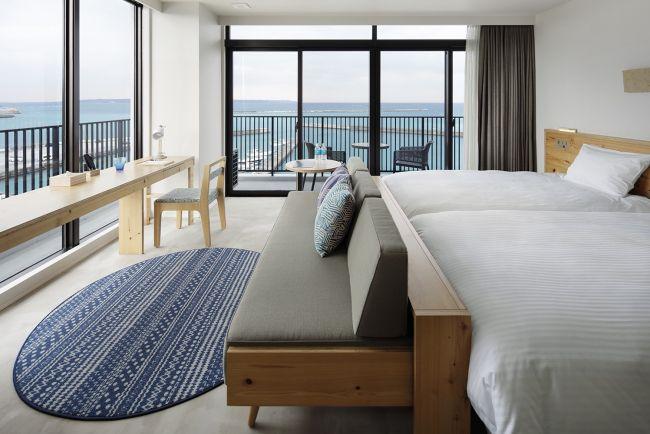 全室オーシャンビューの体験型リゾート!宮古島に「HOTEL LOCUS」オープン