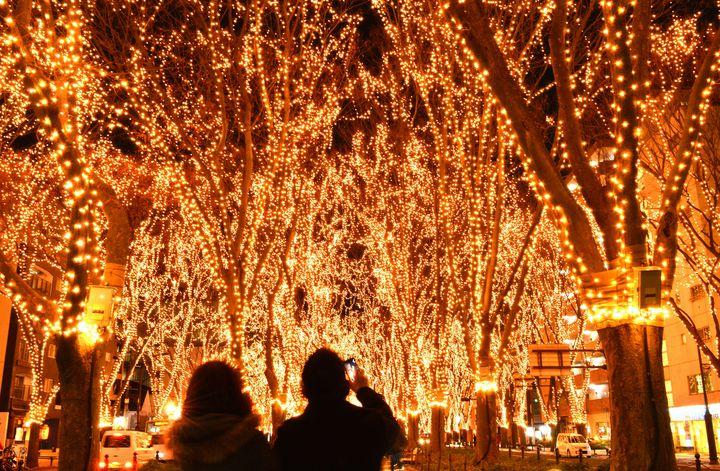 【終了】これぞ仙台のクリスマス!「2020SENDAI光のページェント」が開催