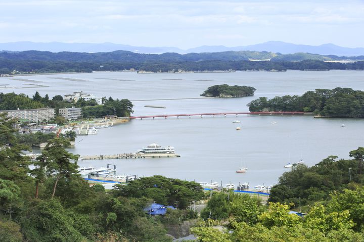 素敵な思い出を作ろう!松島を満喫できる観光スポット、遊覧船7選