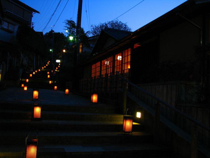 【終了】福井の地に、和のろうそくが灯る。「第18回 愛宕坂 灯の回廊」開催