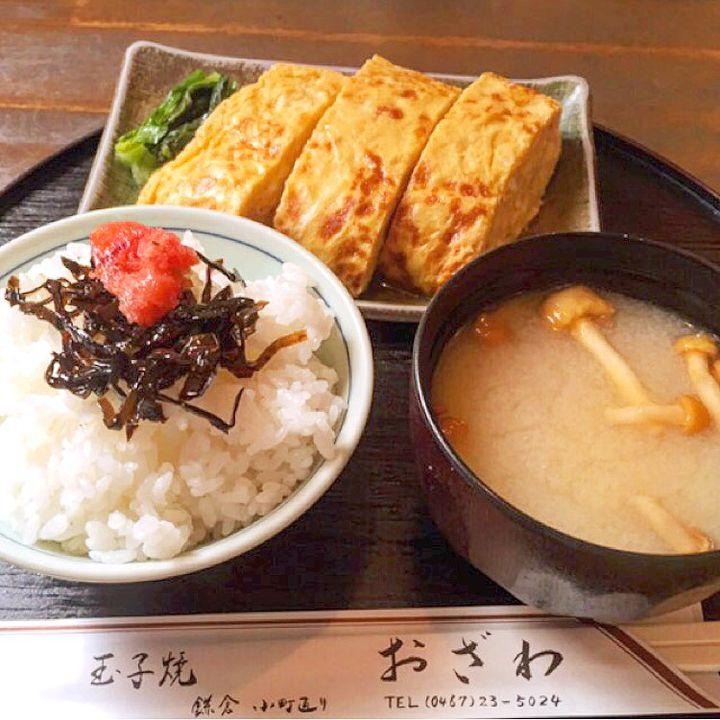 """もうお昼は迷わない!""""鎌倉・小町通りで食べられるランチ""""10選"""