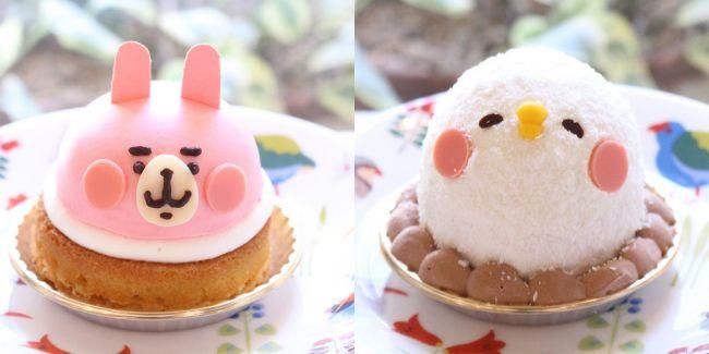 【終了】可愛いキャラに癒される!「カナヘイの小動物×ことりカフェ」第2弾東京&大阪で開催