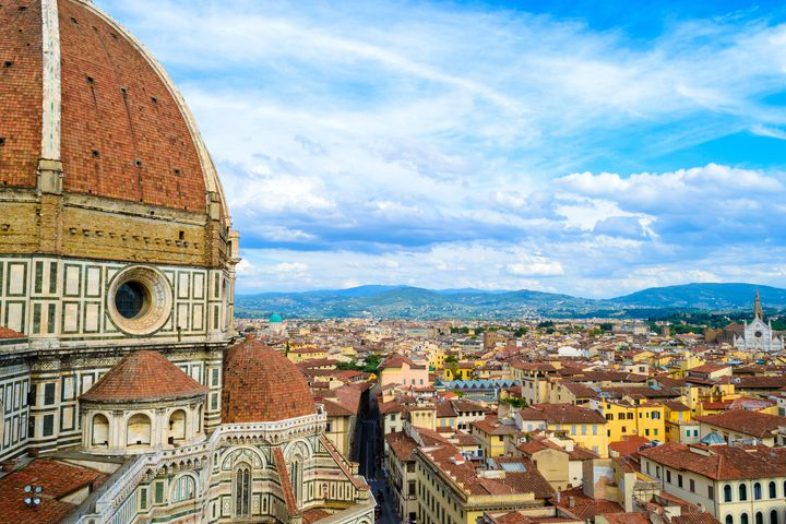 """120%大満足の旅!芸術の街""""イタリア・フィレンツェ""""の2泊3日プランはこれだ"""