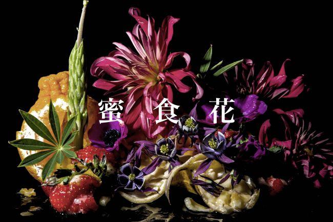 アートな冬を楽しもう!写真作品展「蜜食花」が中目黒のカフェで開催