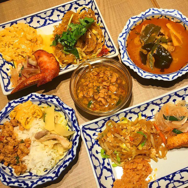 人気のタイ料理をビュッフェで!東京都内のタイ料理ランチビュッフェ14選