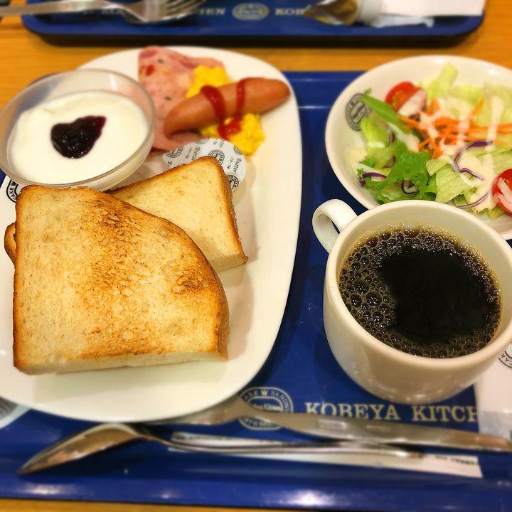 """全て駅から徒歩5分以内!""""新横浜で朝食が食べられるお店""""5選"""