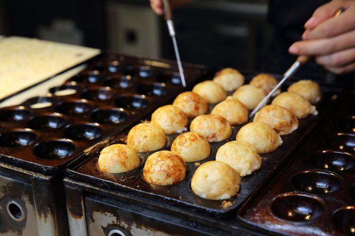 """大阪でほおばりたいグルメ!""""梅田エリアでオススメ""""の15のたこ焼き店集めました"""