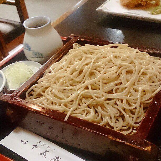 """やっぱ蕎麦が一番な方におすすめ!""""大森で食べに行きたい蕎麦""""5選"""