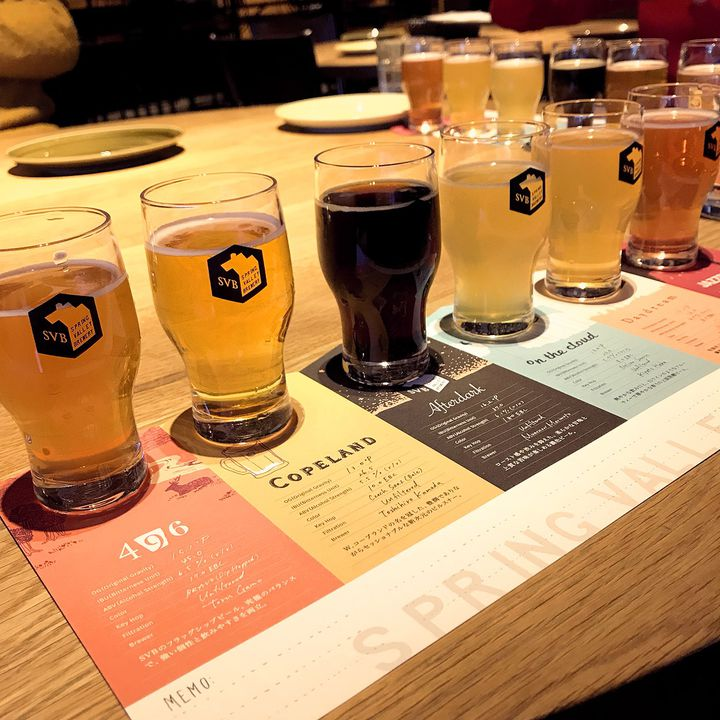 美味しいお酒が飲みたいならここ。東京都内のお酒の飲み比べができるお店7選