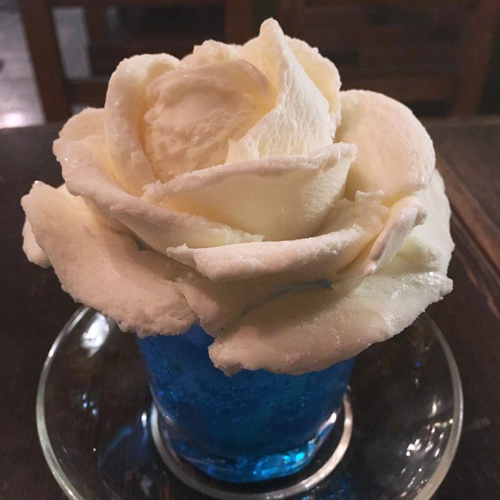 岡山にある奇跡のクリームソーダ。「西洋乞食」に行ってみたい