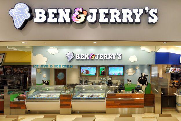 人気のアイスを球場で!ベン&ジェリーズ、京セラドームに登場