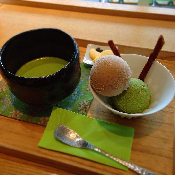 あの京都の味を東京でも!渋谷の「然花抄院」は正真正銘の抹茶天国だった