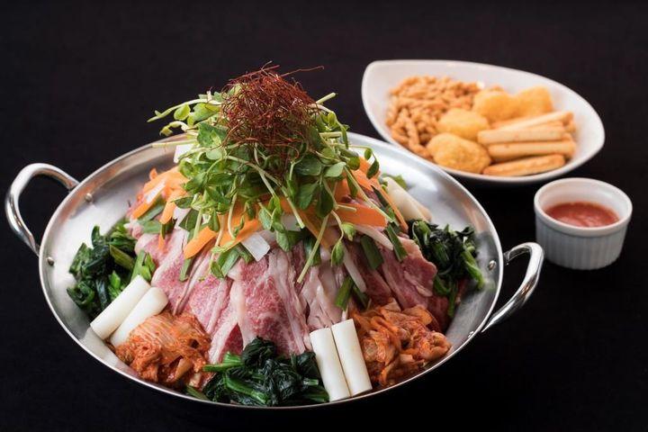 【開催中】野菜たっぷりプルコギ鍋を!池袋東武百貨店に、屋上ビアガーデンオープン