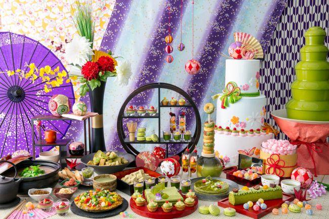 【終了】抹茶好きはメロメロに!品川で「抹茶姫の初恋ランチブッフェ」開催
