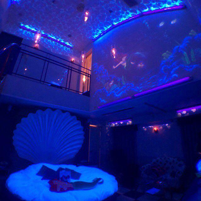 気分はアリエル?リトルマーメイドの世界を再現したホテルが神戸に!