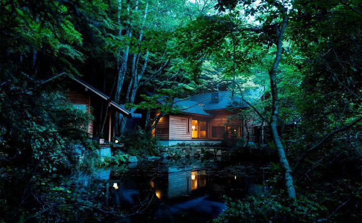 箱根でもっと贅沢な休日を。森の宿「NEST INN HAKONE」ご紹介