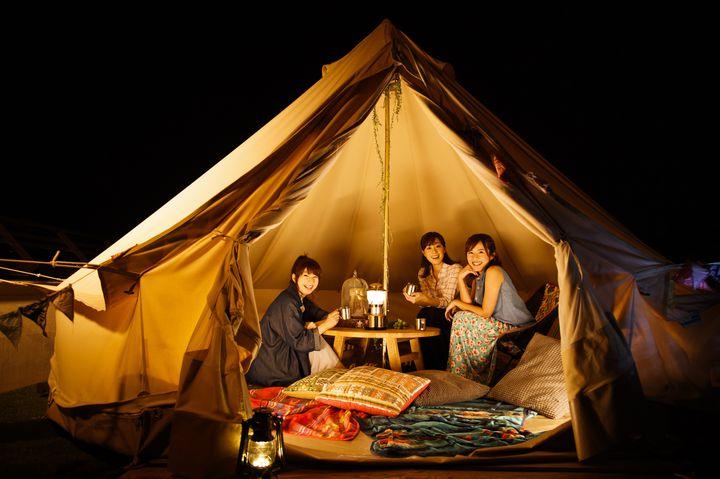 この夏注目!「無印良品カンパーニャ嬬恋キャンプ場」でシンプルキャンプを楽しもう