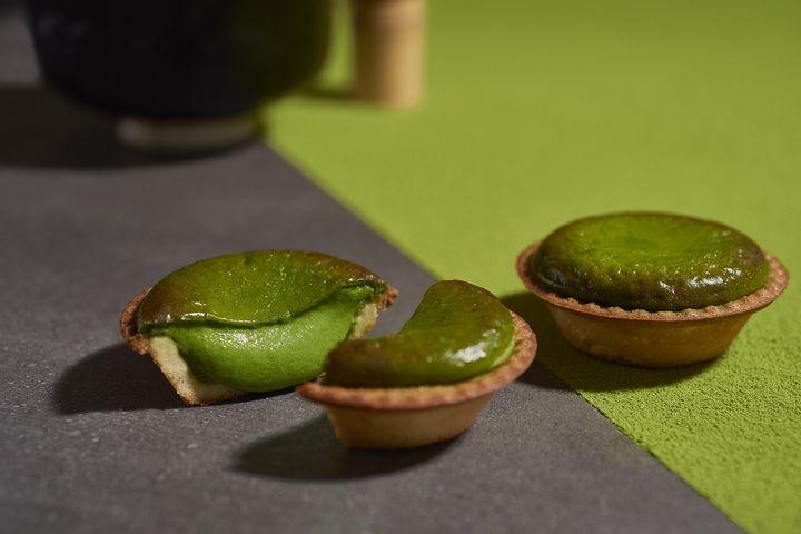 上質な抹茶のチーズタルト!BAKE京都コトチカ店限定メニュー、期間限定で全国発売