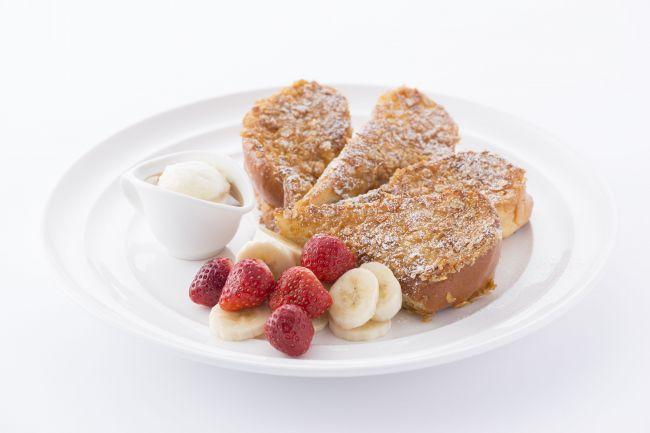 【終了】朝食4種類がワンプレートで!サラベス新宿、品川店でスペシャルメニュー限定発売
