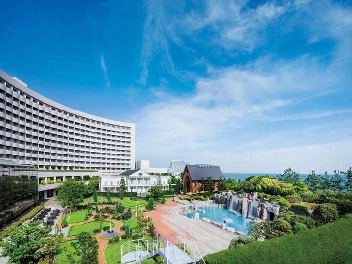 駅から徒歩1分の好アクセス!舞浜にあるシェラトンホテルが素敵すぎる