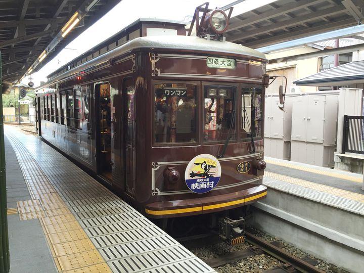【京都】嵐電・難読駅名クイズで移動時間も退屈知らず?