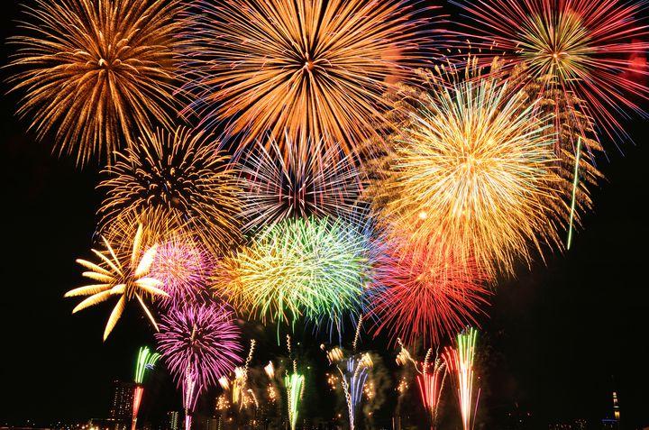 【2018年夏】これを見れば完璧!東京都内で開催される花火大会総まとめ
