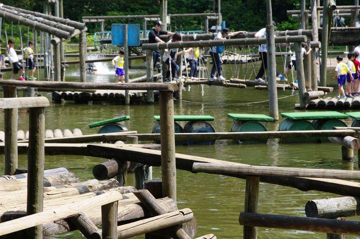 今日だけは子供気分で!関東にある大人でも遊べる「公園」10選