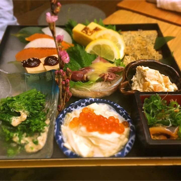 ちょっぴり贅沢で幸せキブン。舌も喜ぶ、大阪の贅沢居酒屋・バル7店