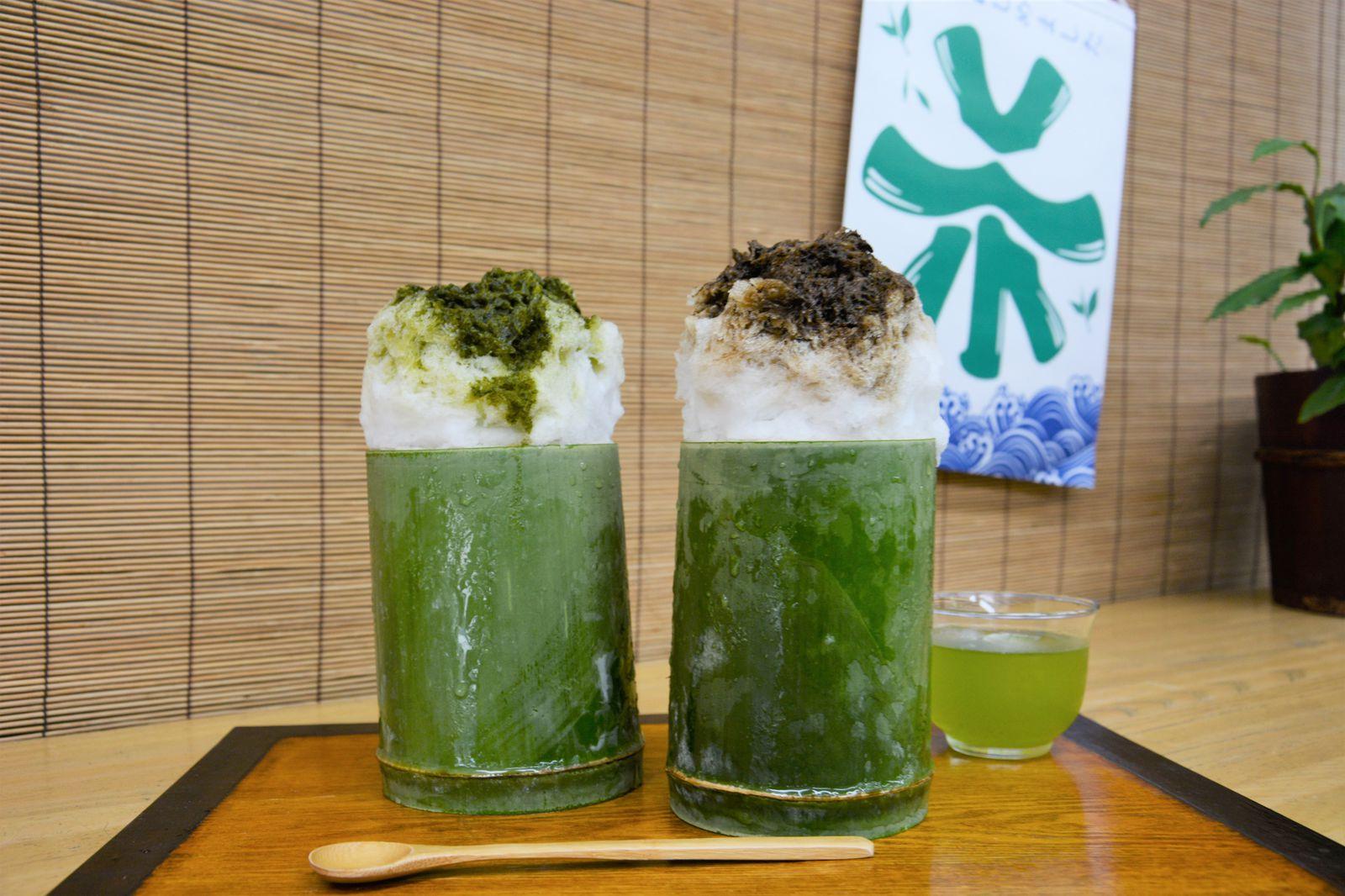 """静岡のかき氷がアツい!今年も人気の""""茶氷""""が食べられるお店30選"""