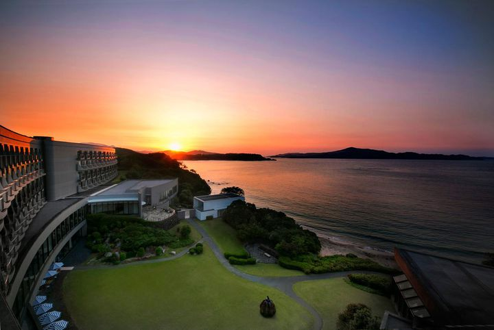 """まるでここは""""美術館""""。伊勢志摩「タラサ志摩ホテル&リゾート」に泊まりたい"""