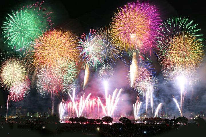 【2018年7月】平成最後の花火!7月の関東人気花火大会総まとめ