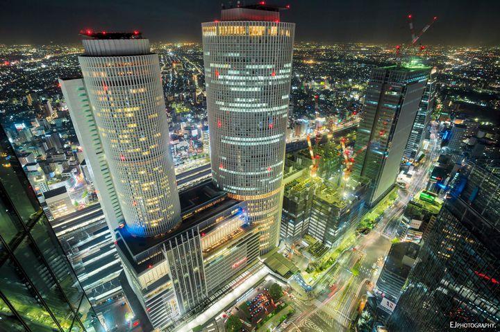 名古屋駅周辺だけで大満足!気軽に行ける観光スポット7選