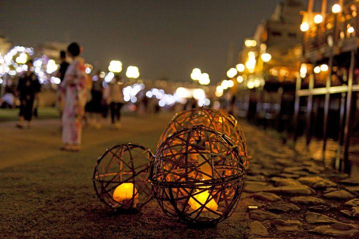 """夏の夜を彩る絶景イベントが充実。関西地方の""""今週したいこと""""7選"""