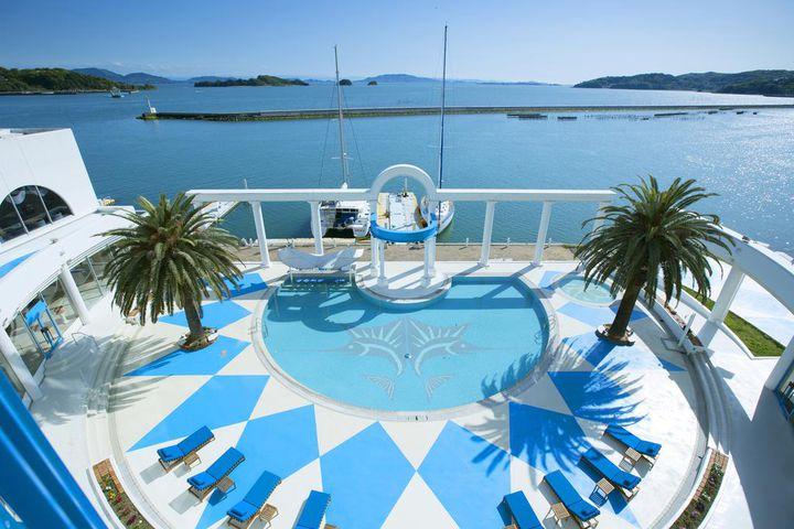 憧れの海外リゾート!日本のエーゲ海「ホテルリマーニ」で極上の休暇を