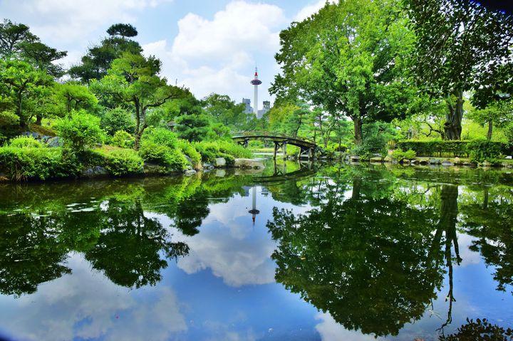 京都の隠れた名所!穴場の庭園「渉成園」が美しすぎるのはみんなに内緒