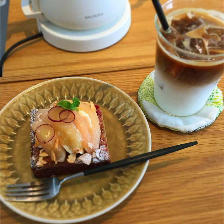 2つセットで召し上がれ。大阪にある美味しいカフェラテとスイーツのカフェ7選