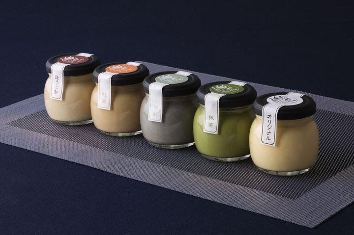 お茶室と茶庭でのんびり。和風ぷりん専門店「善光寺ぷりん」が長野にOPEN
